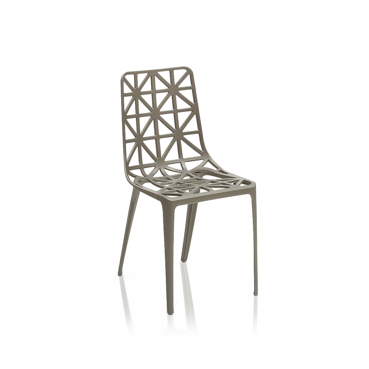 Chaise Tour Eiffel chair by Coedition  LOVEThESIGN