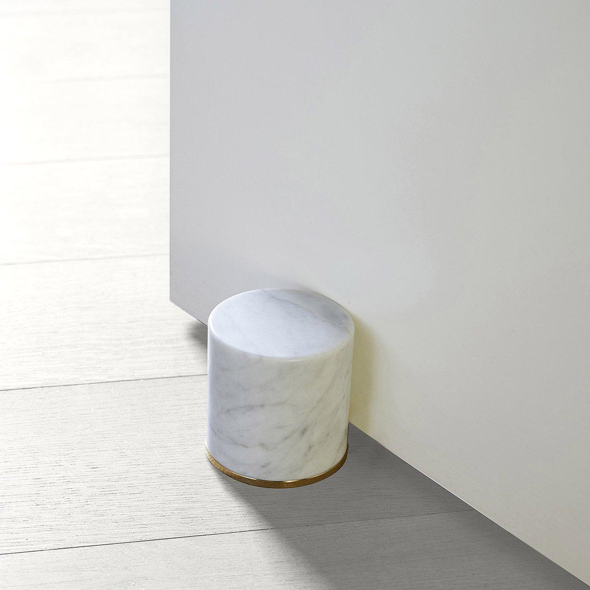 bloqueur de porte opinion ciatti en marbre by opinion ciatti lovethesign. Black Bedroom Furniture Sets. Home Design Ideas