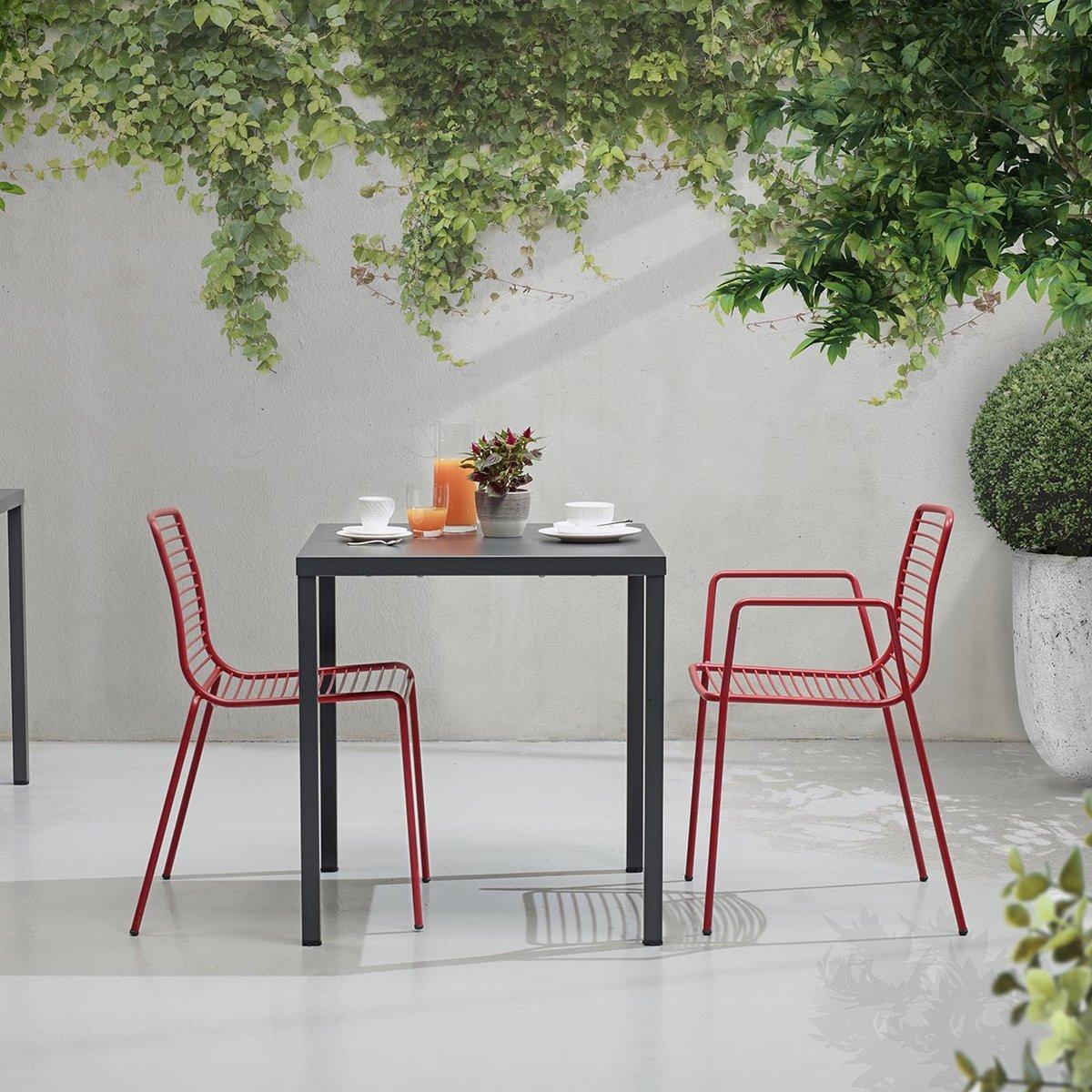 2 sedie da esterno summer by scab design lovethesign for Sedie da esterno