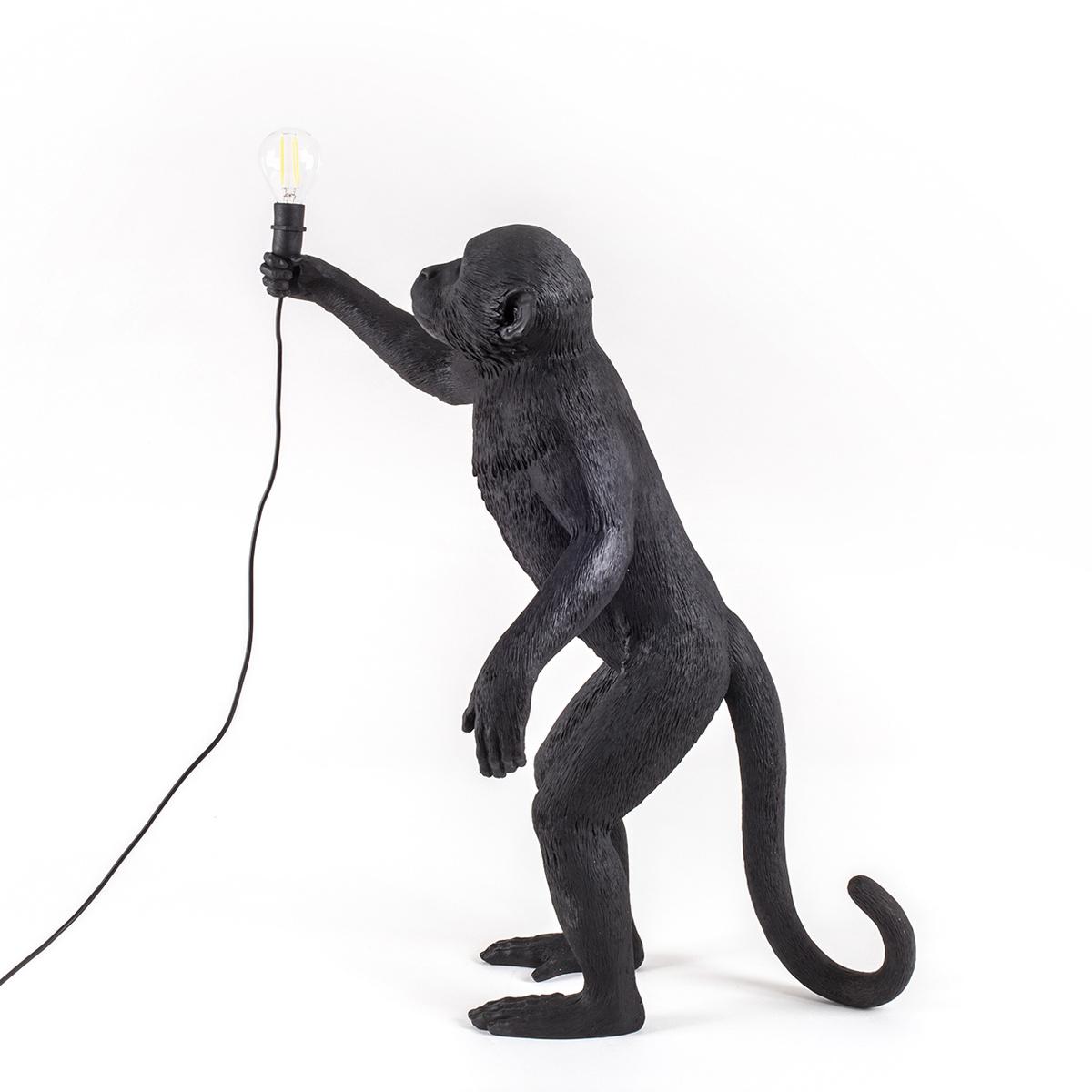 Lampada da esterni monkey in piedi by seletti lovethesign for Planimetrie da 1200 piedi quadrati