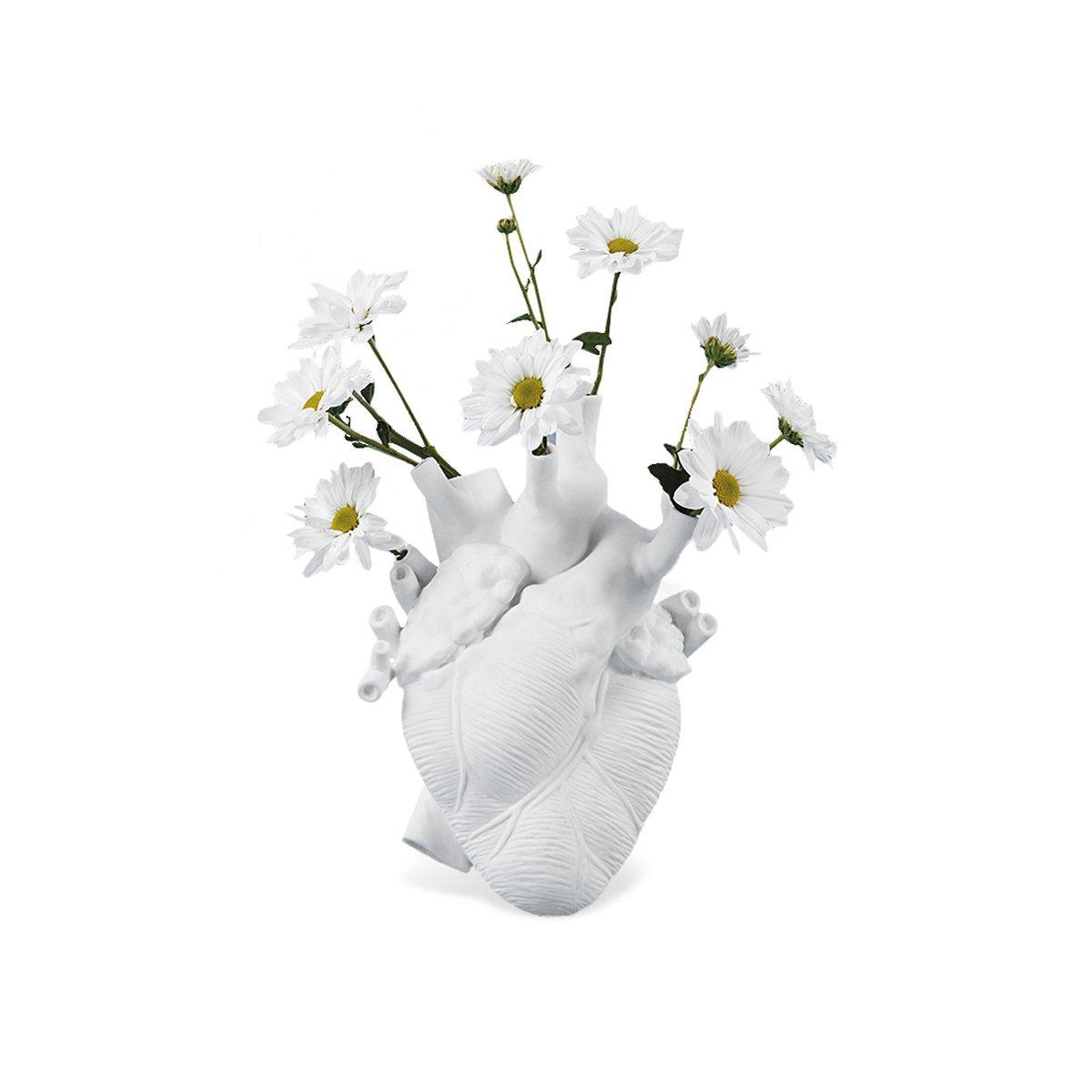 Vaso love in bloom by seletti lovethesign for Oggetti decorativi casa