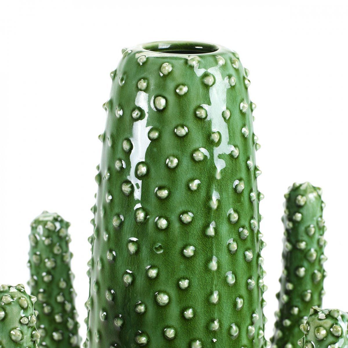 Missoni Home Cactus Garden At Milan Design Week 09: Cactus Medium-sized Vase By Serax
