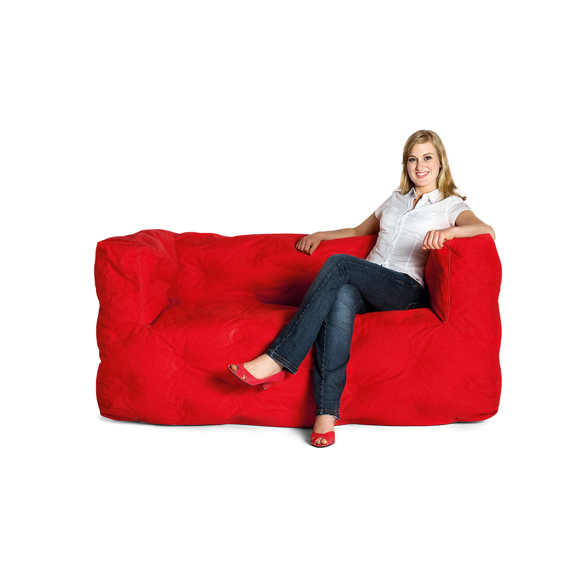 sofa ogrodowa couch i by sitting bull lovethesign. Black Bedroom Furniture Sets. Home Design Ideas