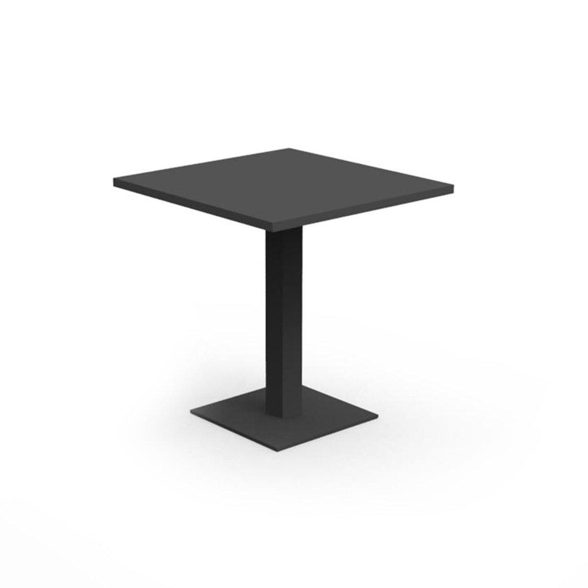 Tavolo quadrato da esterno Maiorca 70x70 by Talenti ...