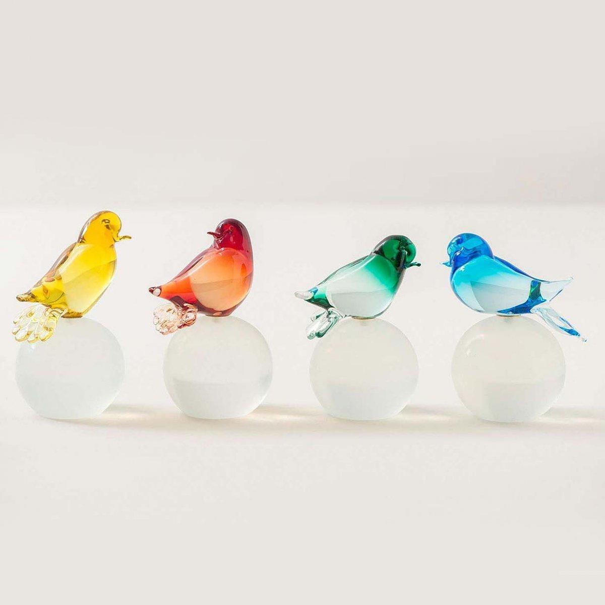Decorazione forest birds by matteo thun atelier lovethesign for Amazon thun saldi