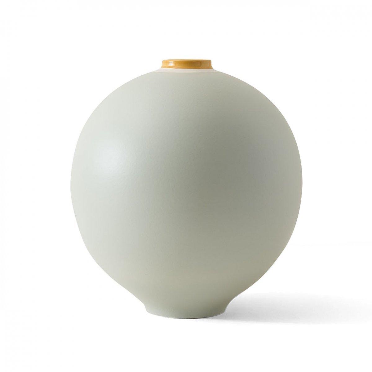 Vaso bicolore grigio by matteo thun atelier lovethesign for Amazon thun saldi