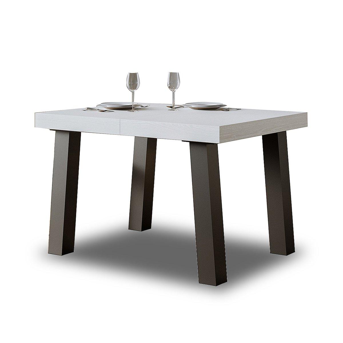 Extensible Table Extensible Table 90x130 Bridge c5SqR34AjL