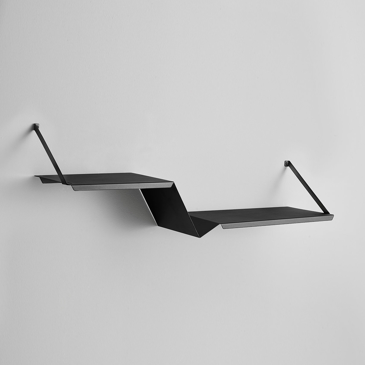 Fold shelf by Woud | LOVEThESIGN - photo#28