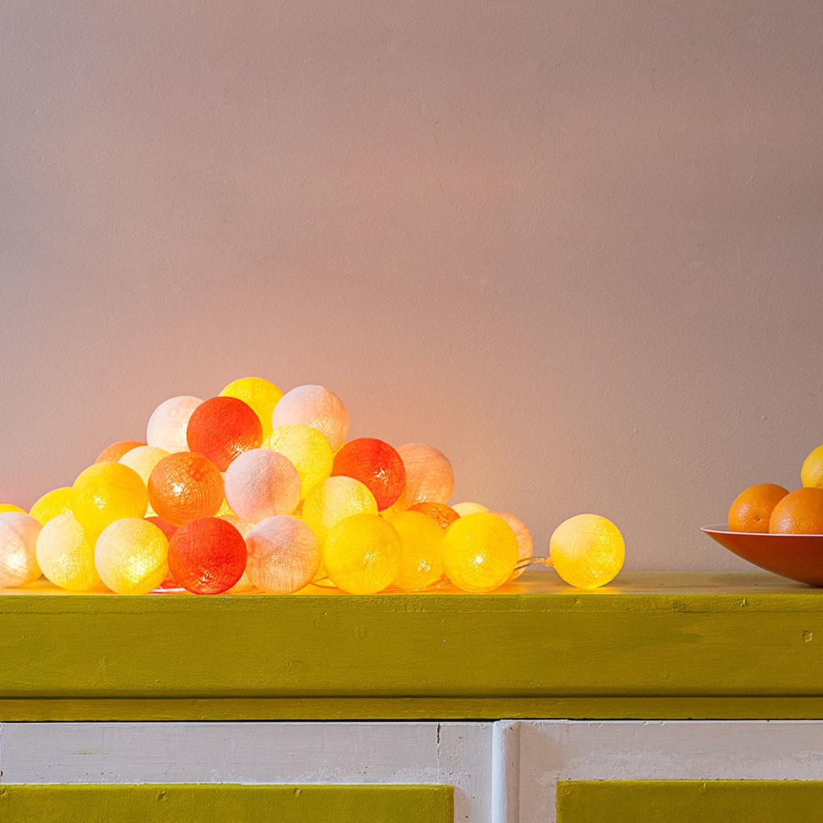 altiplano string lights by la case de cousin paul. Black Bedroom Furniture Sets. Home Design Ideas