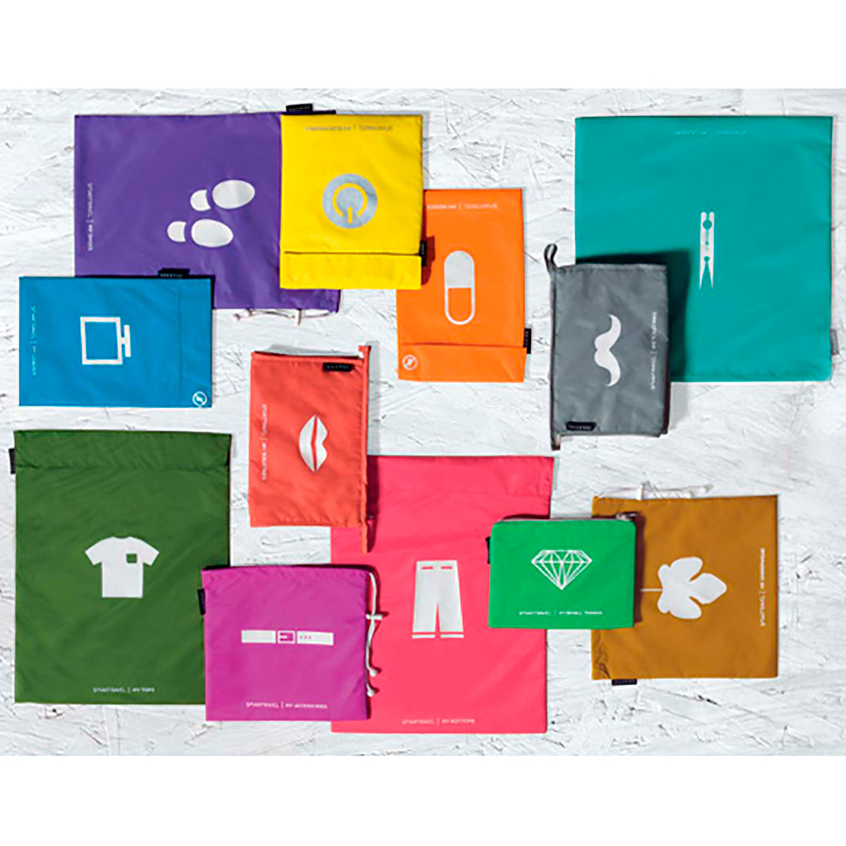 Smartravel my medicines travel bag by seletti lovethesign for Smart travel seletti