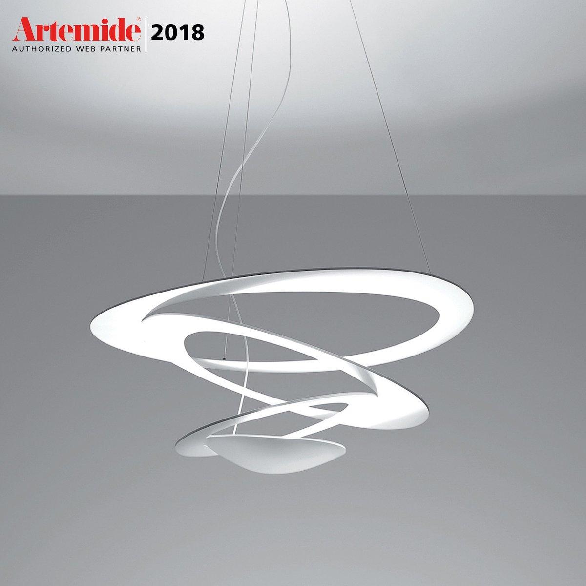 suspension pirce mini by artemide lovethesign. Black Bedroom Furniture Sets. Home Design Ideas