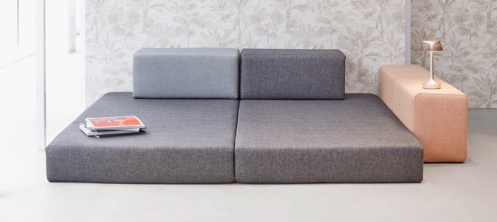 Rodolfo, the geometric modular sofa made for you