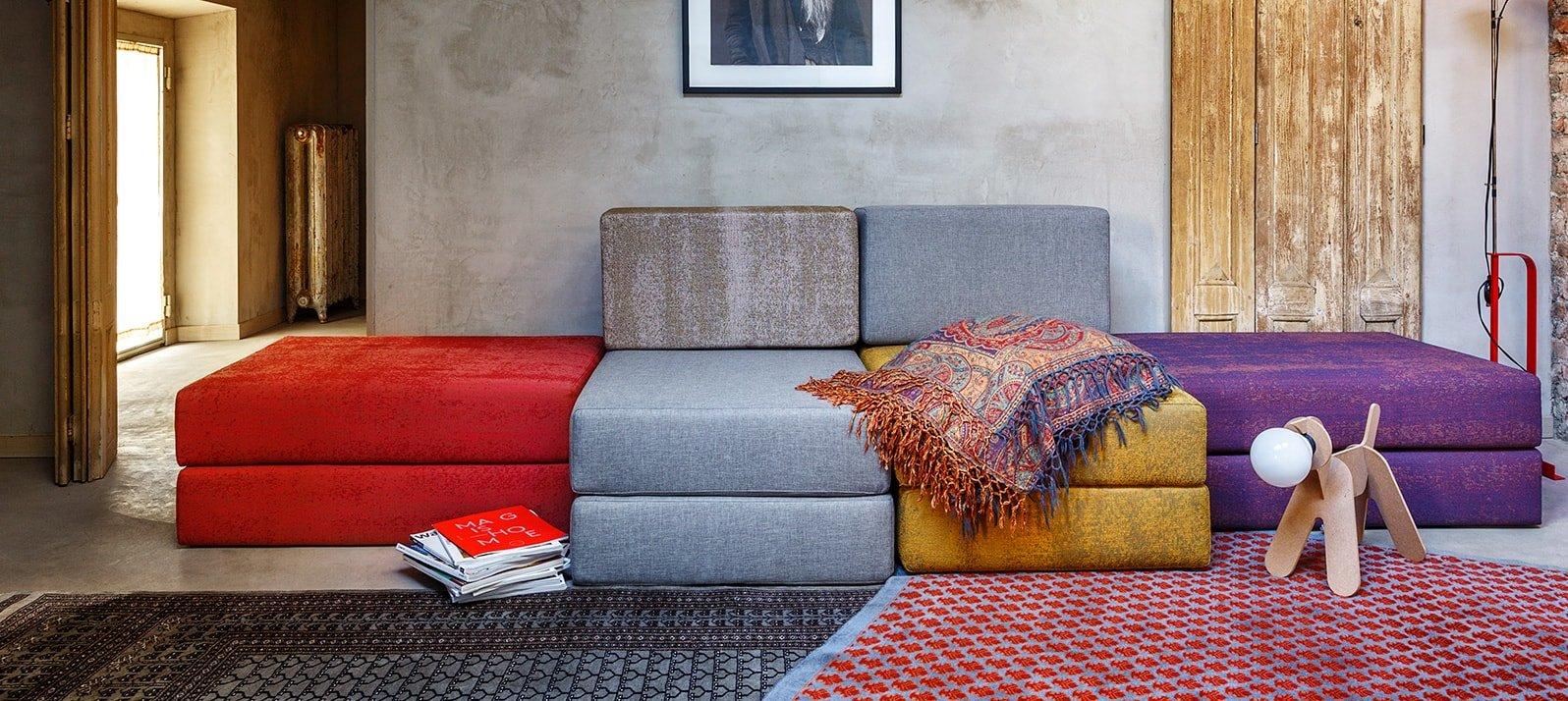 Rodolfo, tu sofá modular