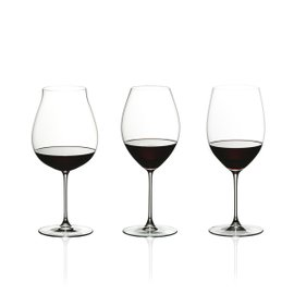 3 calici Veritas Red Wine Tasting Set