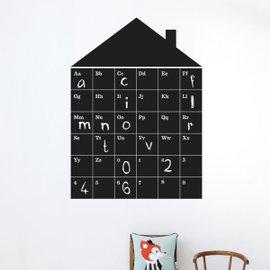 Sticker Abc House