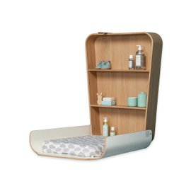 Noga wall changing table