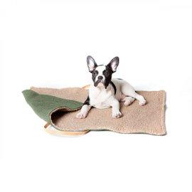 Cuccia da viaggio per cani Jute M