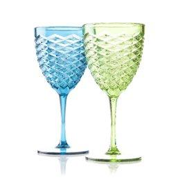 2 Pop stem glasses