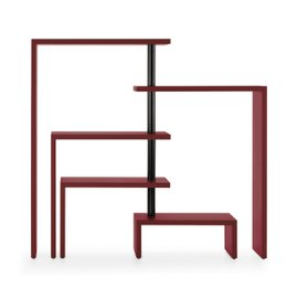 Joy 5-shelf bookcase
