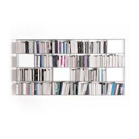 Libreria A Parete Prezzi.Librerie Moderne Dalle Mille Misure Lovethesign