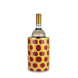 Circus steel bottle holder