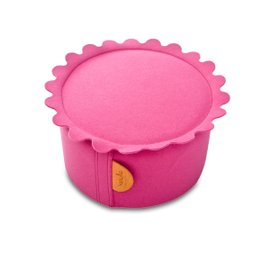 Biscuit ottoman for children