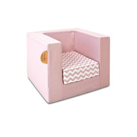 Sedia per bambini Cube - zigzag