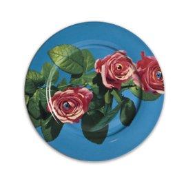 Piatto piano Rose