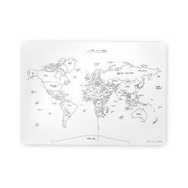 Mappa Sketch