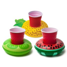 Fruit cup holders - set of 3