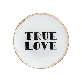 Piatto da dessert True Love Diam. 17 cm - La Tavola Scomposta