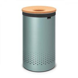 Portabiancheria Selector 60 litri metallizzato