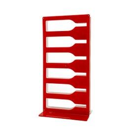 Bottle rack 6 compartments
