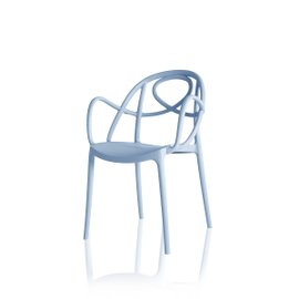 Etoile chair with armrests