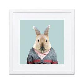 Stampa Bunny Zoo Portraits