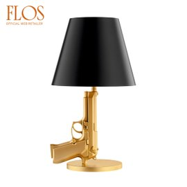 Guns-Beside Gun table lamp