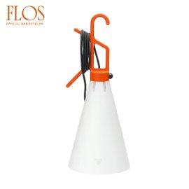 Lampada da tavolo Mayday arancione