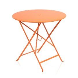Mesa circular Bistro diám. 77 cm satinado