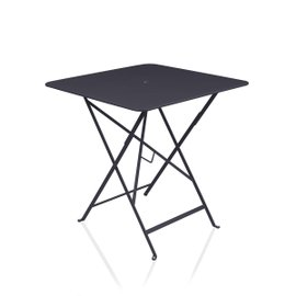 Bistro square table 71x71 cm matte
