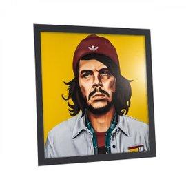 Che Guevara print with frame 50x50 cm