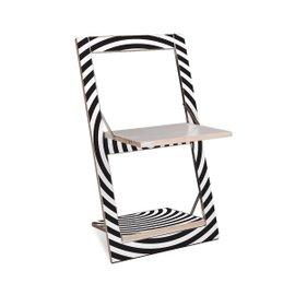 Fläpps folding chair - Circles