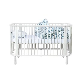 Bebe crib/cot with mattress