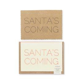 6 biglietti Santa's Coming