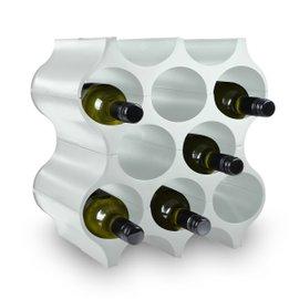 Setup wine rack