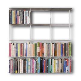 Libreria da parete Krossing 100x100