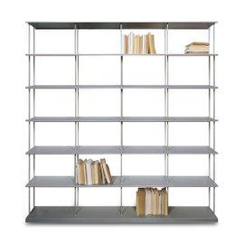 Librerie Moderne In Acciaio.Librerie Moderne Dalle Mille Misure Lovethesign