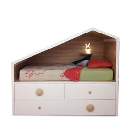 Cottage Compacto bed