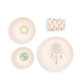 Dreamy Supper Dinner Set - 4 pieces