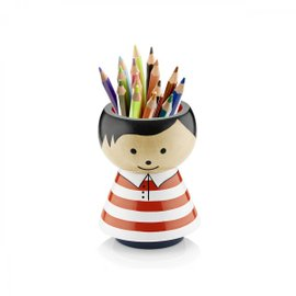 Boy Pencil Holder