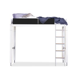 Lofty loft bed high